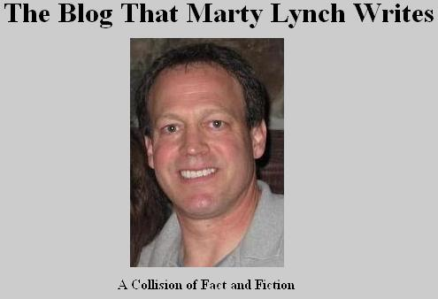 The Blog That Marty Lynch Writes