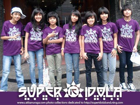 Super Idola Band