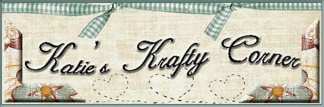 Katie's Krafty Corner