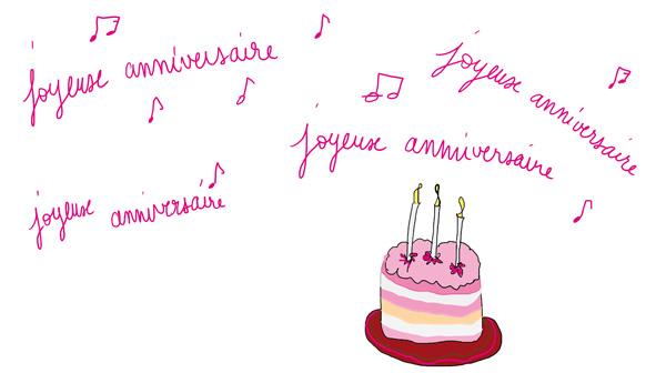 anniversaire enfant, bougie anniversaire, fête anniversaire