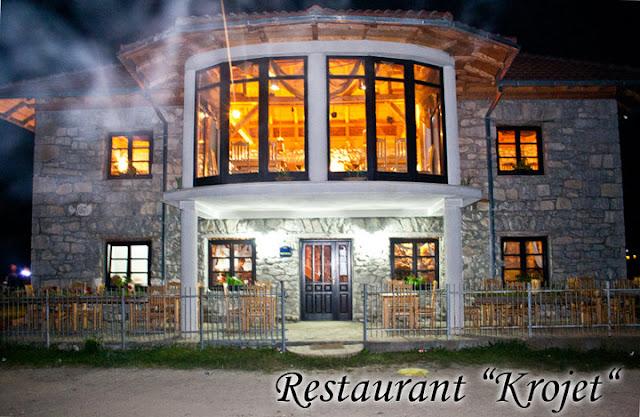 Restaurant Krojet e Vutha