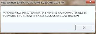 funny virus prank trick