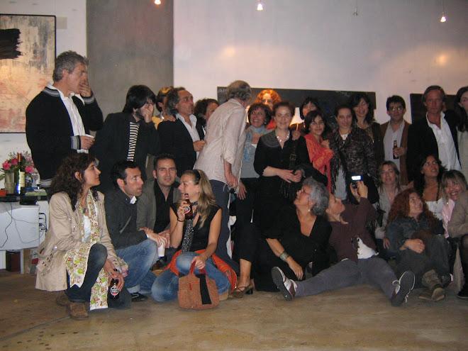 inauguración gosia 2007