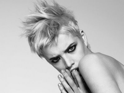 agyness deyn photo shoot. Agyness Deyn was not born