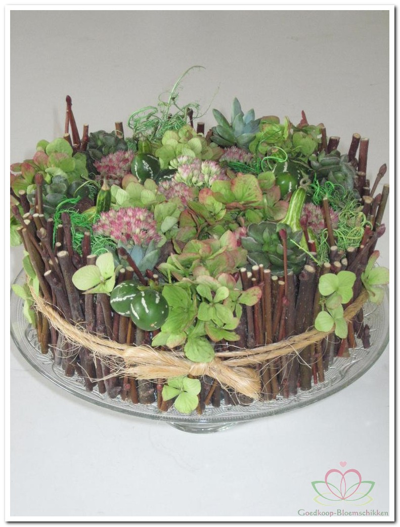 1000+ images about Groendecoraties on Pinterest
