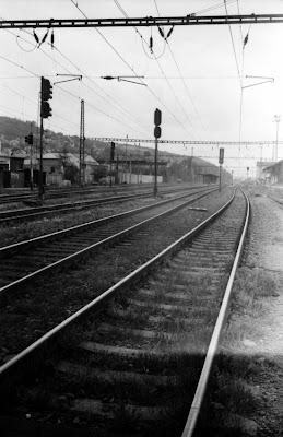 Prague - Radotin train station
