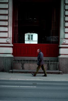 Prague - Zborovska street