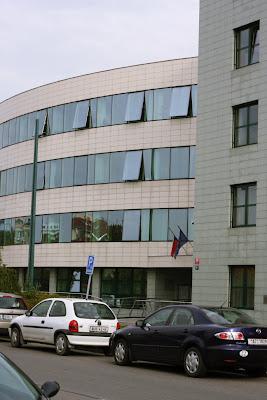 Tax office for Prague 5