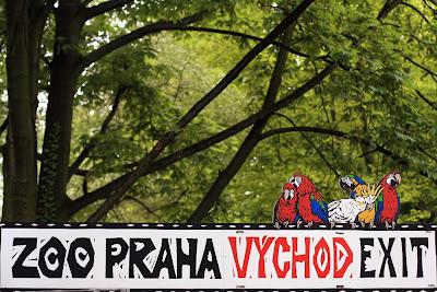 Prague - Zoo Praha