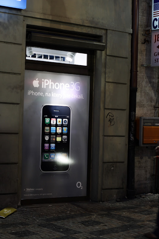 Prague - iPhone