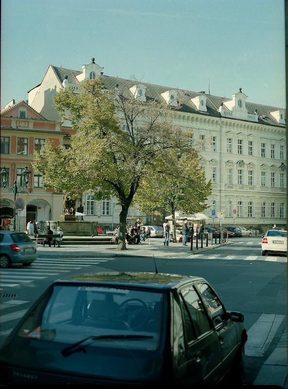 Prague - Uhelny trh