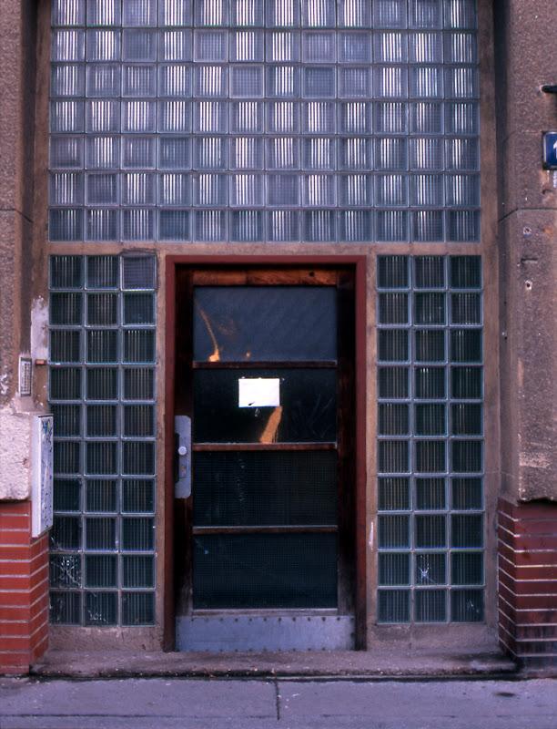 Door, Prague