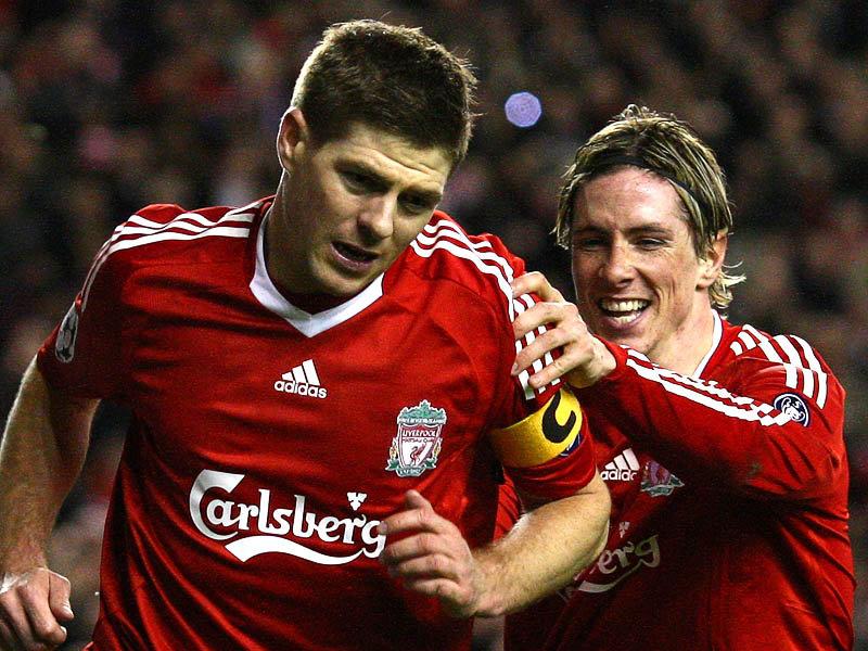 The Liverpool midfielder is