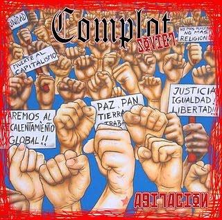 """COMPLOT SOVIET"" HARD CORE PUNK-PUNX PROLETARIO 1_PORTADA"