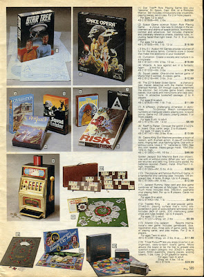 Courtesy Of A Poster At The Acaeum, Here Are Two Pages From The 1983 Sears