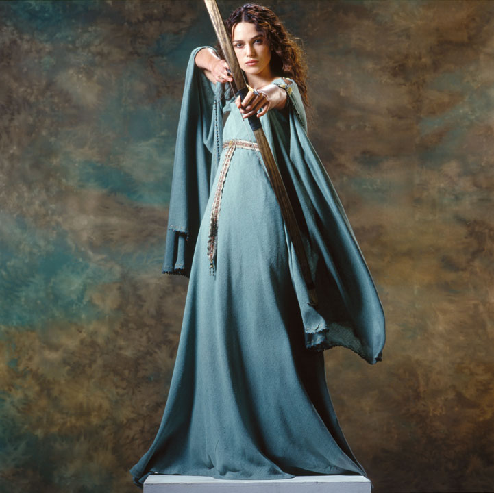 Jo-with-it\'s Portfolio: Guinevere\'s Blue Gown