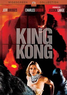Filme King Kong ( King Kong 1976 ) + Legenda
