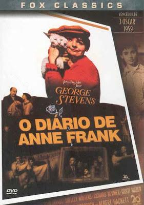 Filme O Diário de Anne Frank + Legenda
