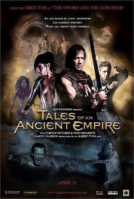 Contos de um Império da Antiguidade ( Tales of an Ancient Empire ) – Legendado – Filme Online