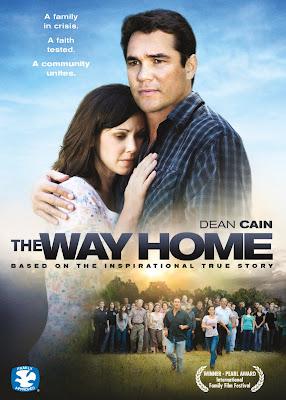 Filme Poster The Way Home DVDRip RMVB Legendado