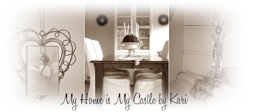 My home is my Castle by Kari