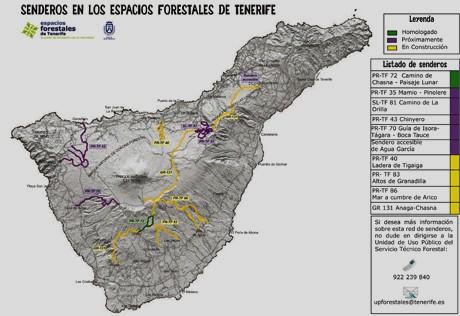 FRDCUBRE LOS SENDEROS DE TENRIFE