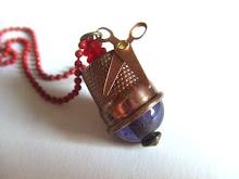 .:: Thimble Necklace ::.