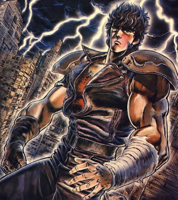 Ato 4 - Search for Death Kenshiro_2