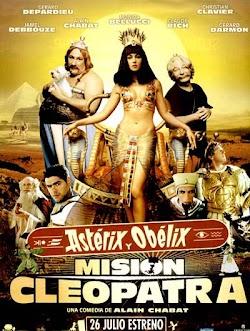 Nữ Hoàng Ai Cập - Asterix And Obelix Meet Cleopatra (2002) Poster
