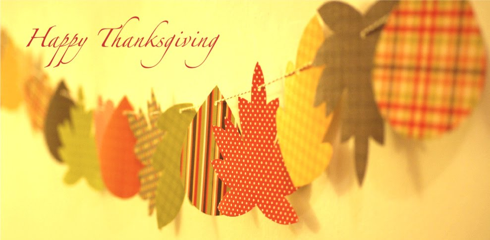 graphic regarding Printable Thanksgiving Banners named The Twinery: Delighted Thanksgiving + Free of charge Printables!