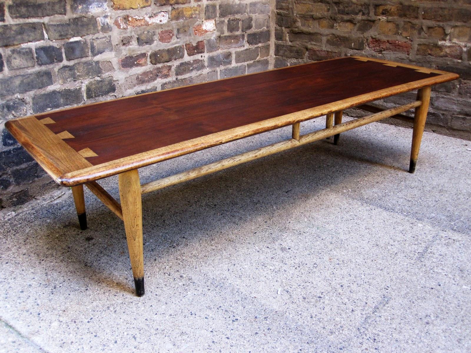 circa midcentury lane acclaim coffee table