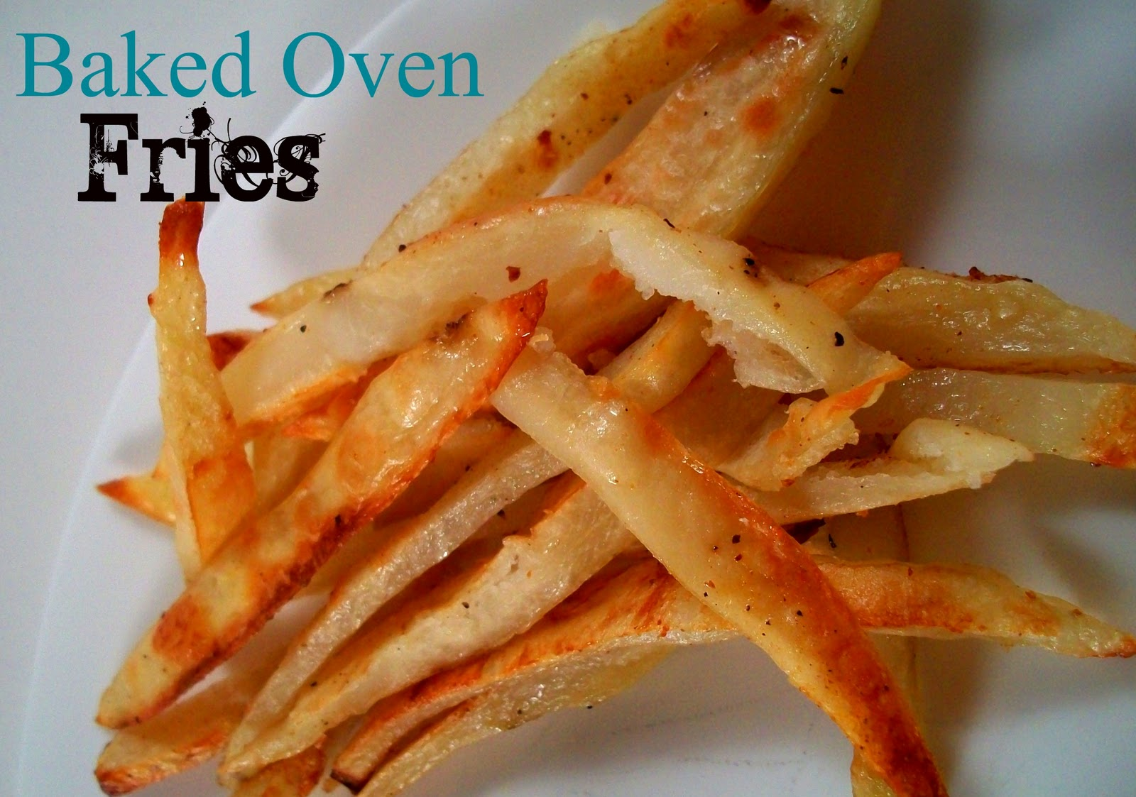 The Farm Girl Recipes: Ultimate Oven Fries