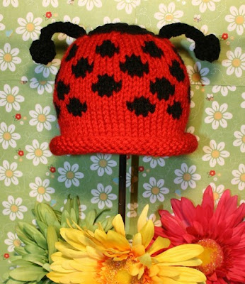 FREE CROCHET PATTERNS AFGHAN LADY BUG | Crochet and Knitting Patterns