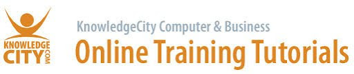 KnowledgeCity.com Online Training Tutorials