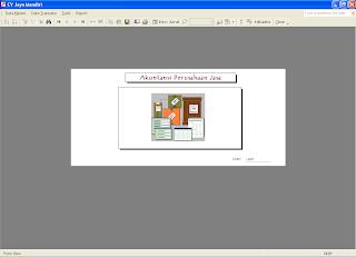 Ilmu Software: Contoh Demo Aplikasi Akuntansi Perusahaan Jasa