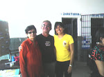 Margarida . prof. Luis e coordenadora Jucilene Lise (matutino)