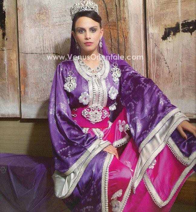 mis vestidos de novia: novias exoticas: novia marroquí