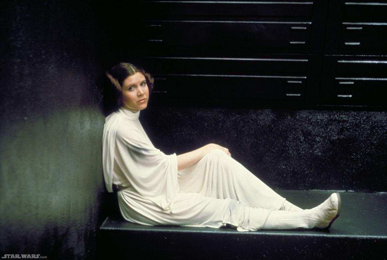 Disney princesa Leia