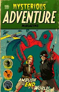 Mysterious Adventure Magzine 01