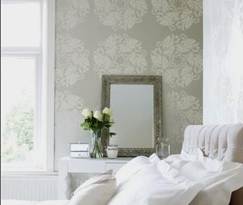 Benita loca blog for Modele chambre papier peint