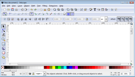 Inkscape a noteworthy open source vector graphics Open source graphics software