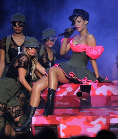 a U.S. headlining arena tour with Ke$ha and rapper Nicki Minaj,