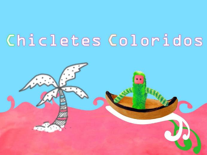 Chicletes Coloridos
