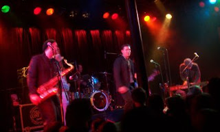 The Slackers live in SF 2008