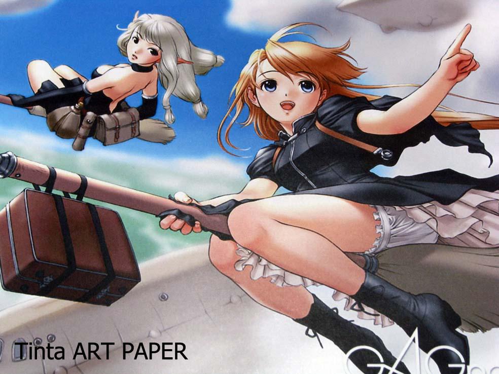 tinta art paper untuk cetak
