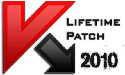 Kaspersky 2010 Patch (Lifetime License) .