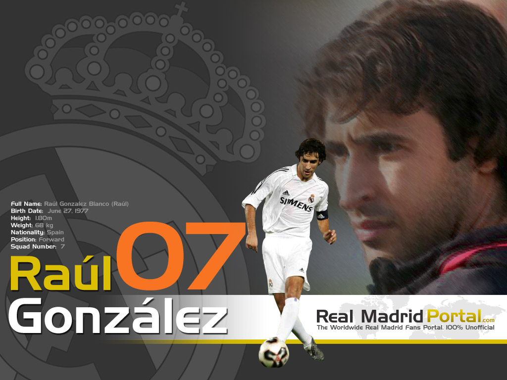 Raul Says Adios To Real Madrid