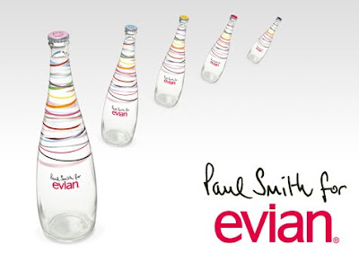 Paul Smith for Evian