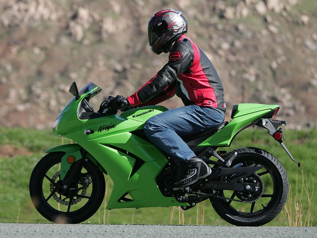 Extreme Machines Kawasaki 250r Review