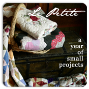 2010/2011 A Year of Small Projects